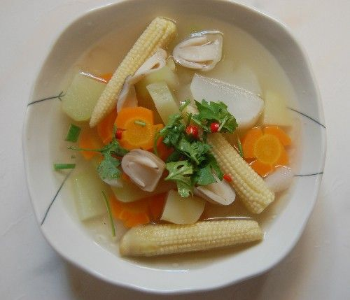 canh nam rom chay