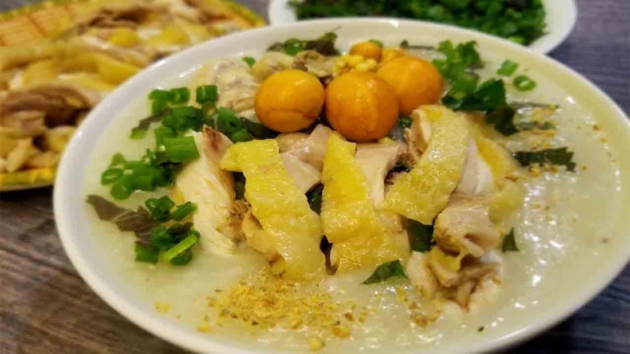 Cách nấu cháo gà thơm ngon, đậm đà bổ dưỡng tại nhà