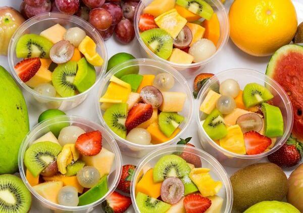 Trái cây không chỉ làm đẹp mà còn là nguồn vitamin dồi dào