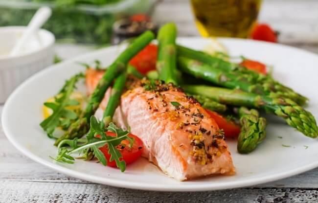 Trong cá có nhiều protein và omega-3