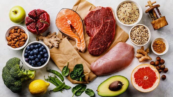 Chế độ dinh dưỡng hợp lý là không thể thiếu cho người tập gym