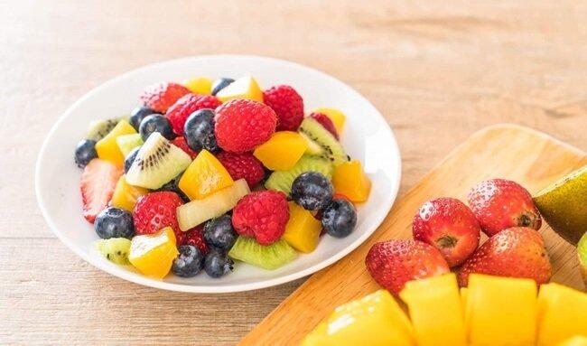 Trái cây giúp bổ sung vitamin, nâng cao sức đề kháng