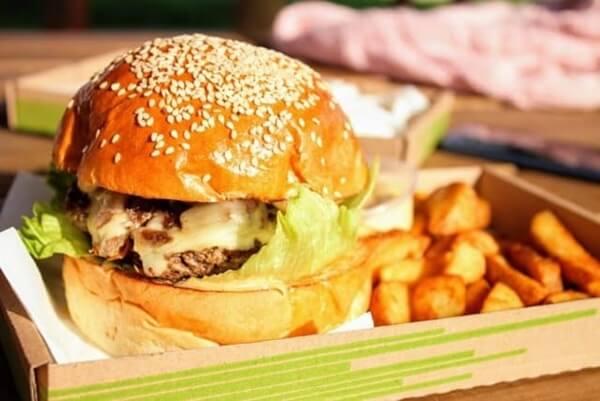 Cần loại bỏ thức ăn nhanh nếu bạn muốn giảm cân