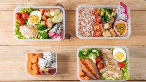 Lựa chọn thực đơn phù hợp là rất quan trọng nếu bạn muốn giảm cân