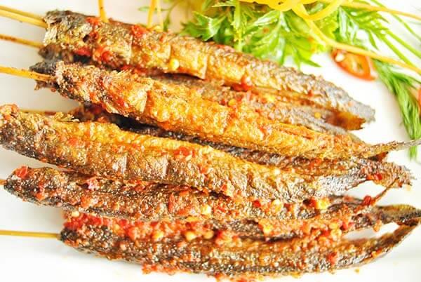 Cá kèo còn chế biến được nhiều món ăn khác