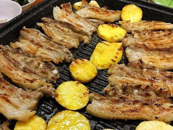 Thịt ba chỉ nướng mang lại khá nhiều lợi ích
